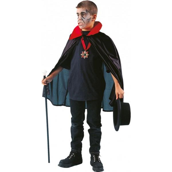 Dracula Cape - Verkleedkleding Halloween - Kostuum Kinderen