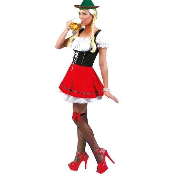 Biergarten Babe Kostuum Vrouw De Beste Keuze In Carnavalskleding