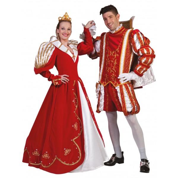 prinses Carnaval Jurk Vrouw - De Beste Keuze in ...