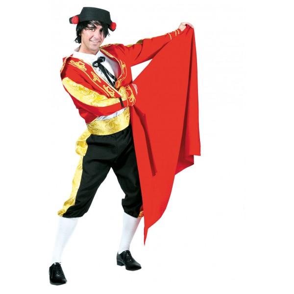 Marcus de Matador - Spaanse Verkleedkleding - Kostuum Man