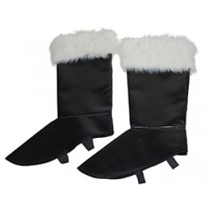 Kerstman Schoenstukken - Kerst Verkleedkleding