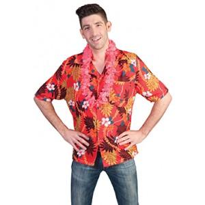 Bloemetjes overhemd - Verkleedkleding Hawaii - Kostuum Man