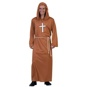 Heilige broeder - monnik kostuum man