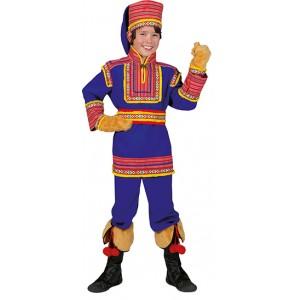 Saami Lapland - Landen Verkleedkleding - Kostuum Kinderen