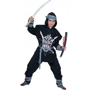 Ninja Fuma - Verkleedkleding Japan - Kostuum Kind