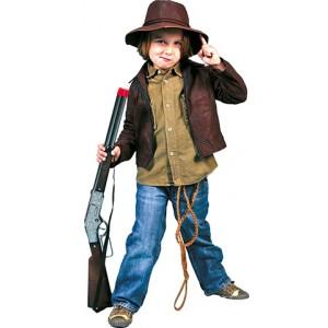 Lone Rider - Cowboy Verkleedkleding - Kostuum Kinderen