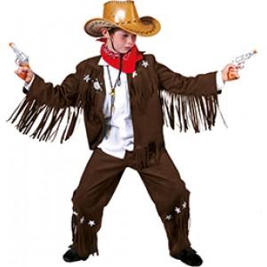 Scherpschutter - Cowboy Verkleedkleding - Kostuum Kinderen