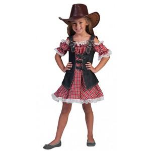 Cowgirl - Cowboy Verkleedkleding - Kostuum Kind