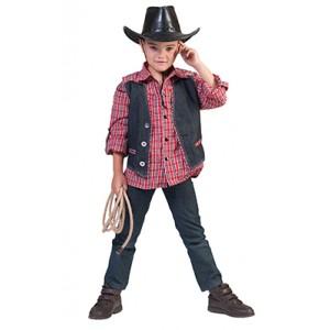 Cowboy Vest - Cowboy Verkleedkleding - Kostuum Kinderen