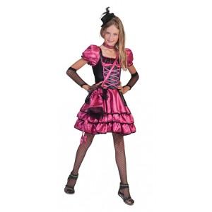 Can Can Amy - Cowboy Verkleedkleding - Kostuum Kinderen
