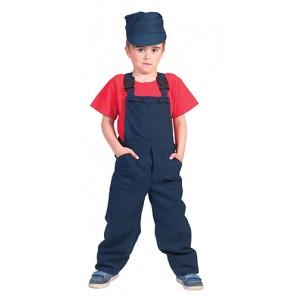 Boeren Overall - Boerderij Verkleedkleding - Kostuum Kind