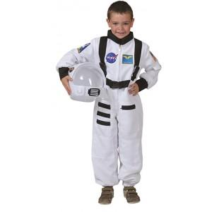 Astronaut Commandant - Ruimte Verkleedkleding - Kostuum Kind