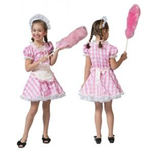 Kleine Louise - Kamermeisje verkleedkleding - Kostuum Kind