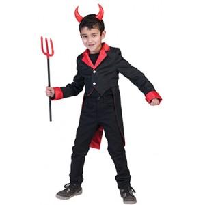 Satan jack - Verkleedkleding Halloween - Kostuum Duivel