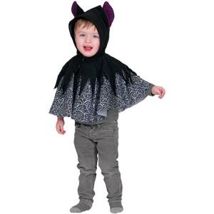 Vleermuis Cape - Verkleedkleding Halloween- Kostuum Baby