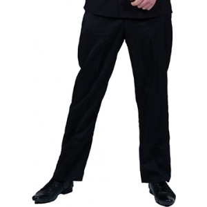 Zwarte Bruidegoms Broek - Trouw Verkleedkleding Kostuum Kind