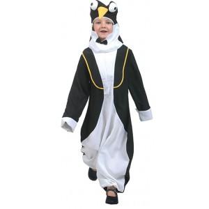 Pim de Penguin - Caranaval Verkleedkleding - Kostuum Kind