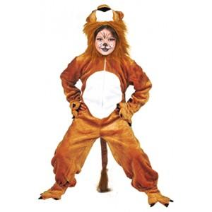 Simba Leeuw - Carnaval Verkleedkleding - Kostuum Kind