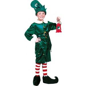 Kerst elf - Kerst Verkleedkleding - Kostuum Kind