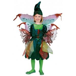 Bos Elf - Fantasie Verkleedkleding - Kostuum Kind