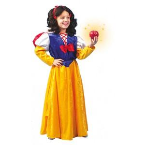 Sneeuwwitje - Disney Carnaval Verkleedkleding  Kostuum Kind