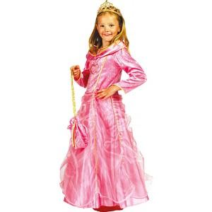 Luxe Prinses Bella - Sprookjes Verkleedkleding  Kostuum Kind