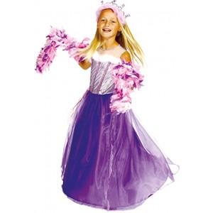 Luxe Prinses Lyla - Sprookjes Verkleedkleding  Kostuum Kind
