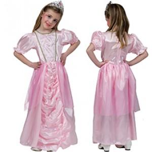 Luxe Prinses Rosie - Sprookjes Verkleedkleding  Kostuum Kind