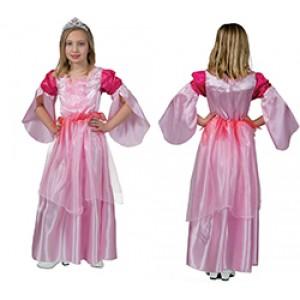 Luxe Prinses Ella - Sprookjes Verkleedkleding  Kostuum Kind