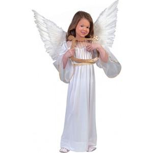 Gouden Engel - Carnaval verkleedkleding - Kostuum Kind