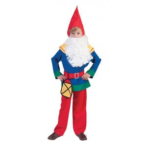 Kleine Dwerg - Carnaval Verkleedkleding - Kostuum Kind