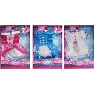 Luxe Prinses Box - Sprookjes Verkleedkleding - Kostuum Kind
