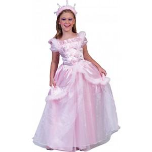 Luxe Prinses Lina - Sprookjes Verkleedkleding  Kostuum Kind