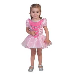 Pinky Prinses - Sprookjes Verkleedkleding - Kostuum Baby
