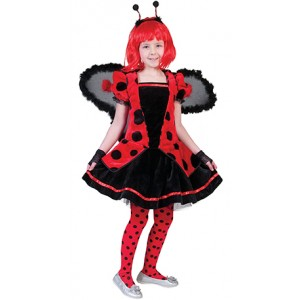 Insect Daisy - Carnaval Verkleedkleding - Kostuum Kind
