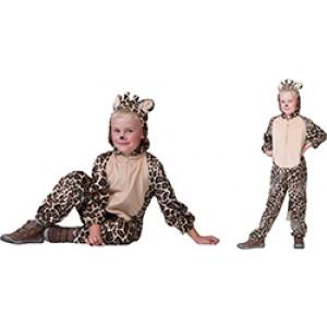 Giraffe - Carnaval Verkleedkleding - Kostuum Kind