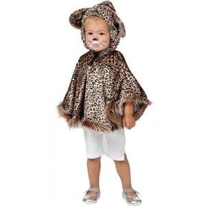 Wilde Kat - Carnaval Verkleedkleding - Kostuum Baby