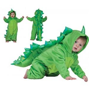 Gino de Dino - Carnaval Verkleedkleding - Kostuum Baby
