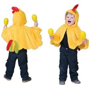 Boerderij Kip - Carnaval Verkleedkleding - Kostuum Baby