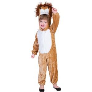Leeuw Jumpsuit - Carnaval Verkleedkleding - Kostuum Kind