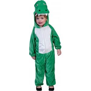 Krokodil - Carnaval Verkleedkleding - Kostuum Kind