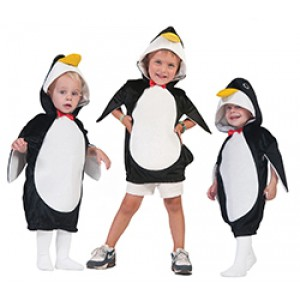 Pim de Penguin - Caranaval Verkleedkleding - Kostuum Baby