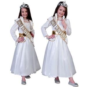 Miss universe - Prinsessen Verkleedkleding - Kostuum Kind