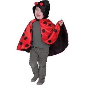 Lieverheersbeestje Cape - Verkleedkleding - Kostuum Baby