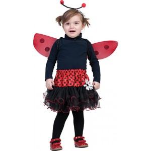 Lieveheersbeestje - Carnaval Verkleedkleding - Kostuum Baby