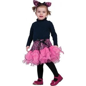 Roze Panther - Carnaval Verkleedkleding - Kostuum Baby