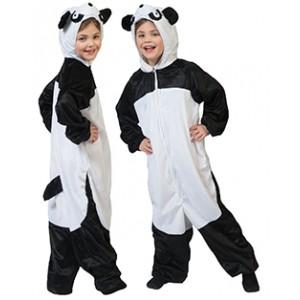 Peter de Panda - Caranaval Verkleedkleding - Kostuum Kind