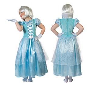 Ijs princes Clara - Carnaval Verkleedkleding - Kostuum Kind