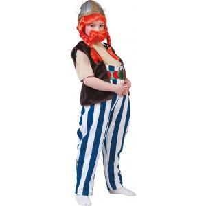 Kleine Obelix - Asterix Viking Verkleedkleding  Kostuum Kind