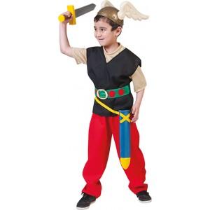 Kleine Asterix - Viking Verkleedkleding - Kostuum Kind